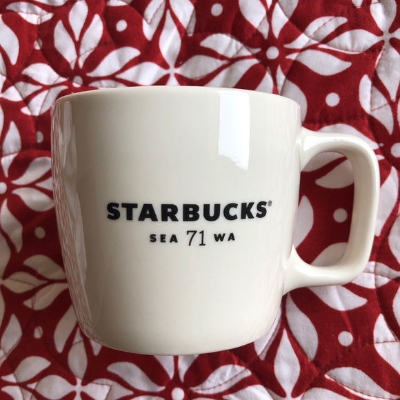 Starbucks Other Classic White Coffee Cup Poshmark